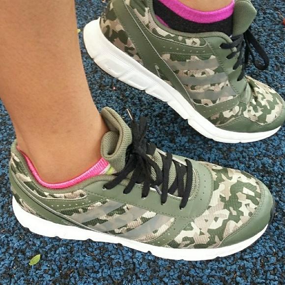 ADIDAS Hyperfast Shoes   Adidas Camo